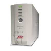 APC Back-UPS CS/500VA Offline
