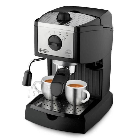 DeLonghi EC156 poolautomaatne kohvimasin