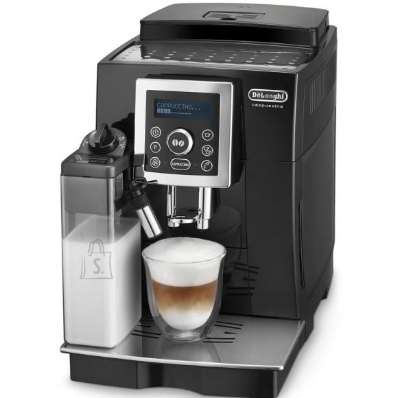 DeLonghi ECAM23.460 B täisautomaatne kohvimasin