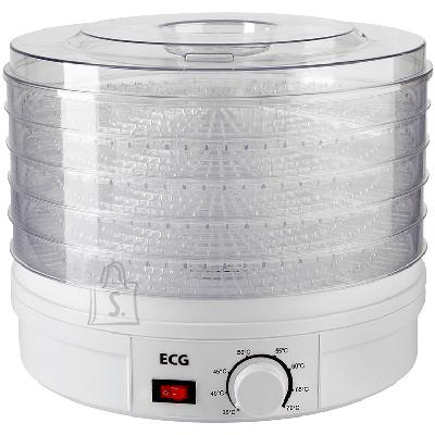 ECG ECG Food dehydrator ECG SO 375, 5 trays - diameter 32 cm, temperature control (35-70°C), 250W