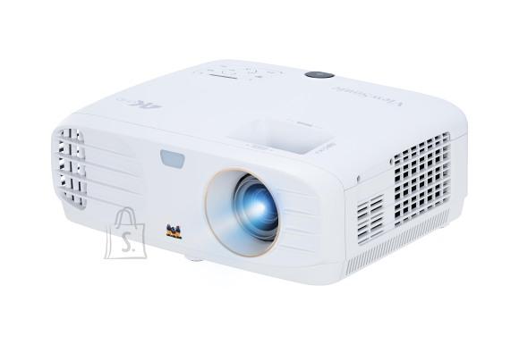 ViewSonic DLP PX747-4K UHD 3840x2160, 3500 lumens,10W speaker, 1.2x, 12,000:1, HDMI x2, VGAx1, Audio in x1, Audio outx1, USB, RS232x1