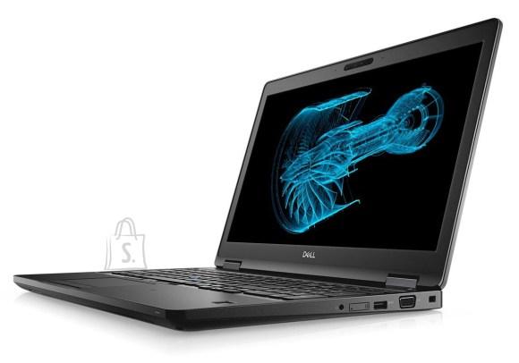 """Dell DELL Precision 3530 (i7-8750H 4.1Ghz, 15"""" FHD, 8GB, 256GB SSD+1TB 7.2K, nVidia P600 4GB, US KB, Win 10 Pro, SmartCard, 3yrs)"""