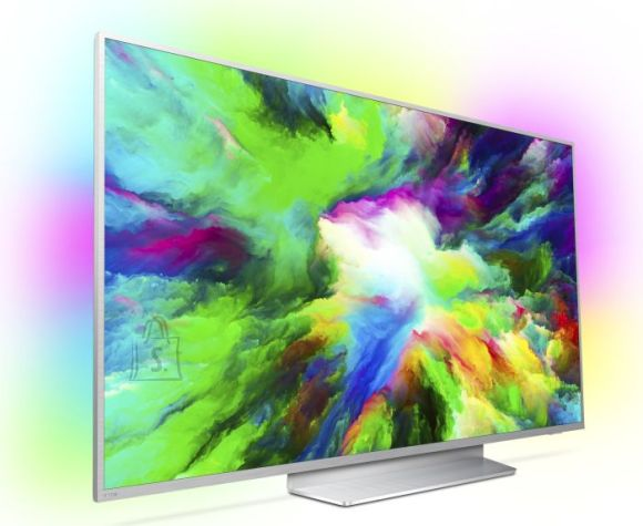"""Philips Android™ Ambilight LED TV 65"""" 65PUS7803/12 UHD teler"""