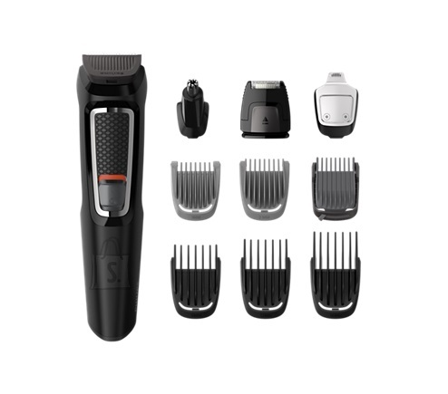 Philips MG3740/15 juukselõikusmasin Multigroom series 3000 9in1