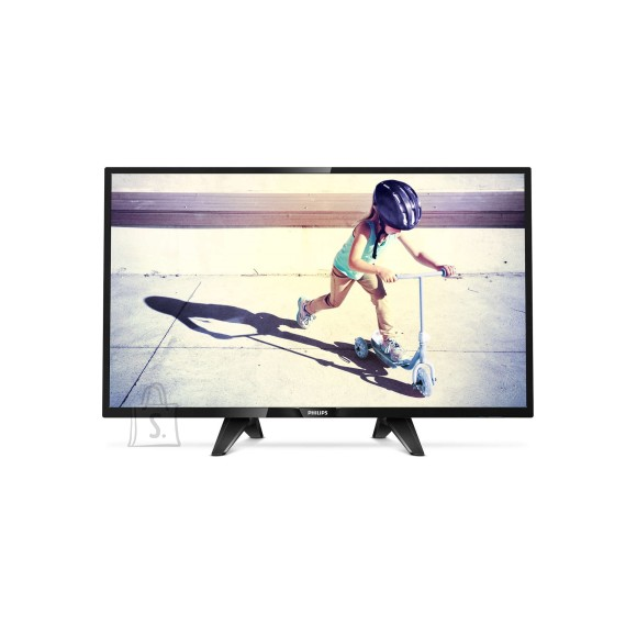"Philips Philips Ultra Slim LED TV 32"" 32PFS4132/12 FHD 1920x1080p 280cd PPI-200Hz 2xHDMI USB(AVI/MKV) DVB-T/T2/T2-HD/C/S/S2, 16W, C:Black"