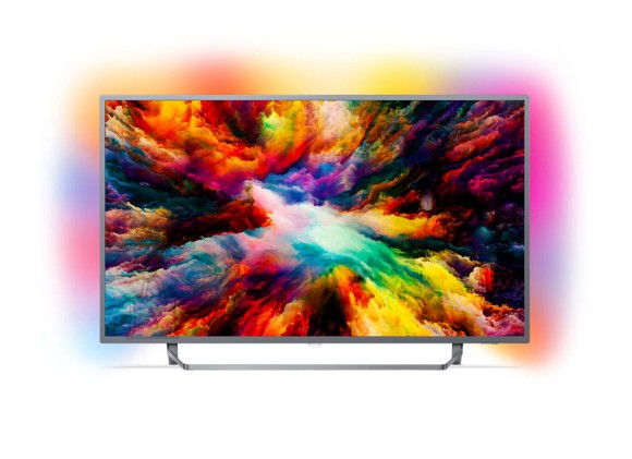 Philips 7300 Android TV UHD LED teler 43""