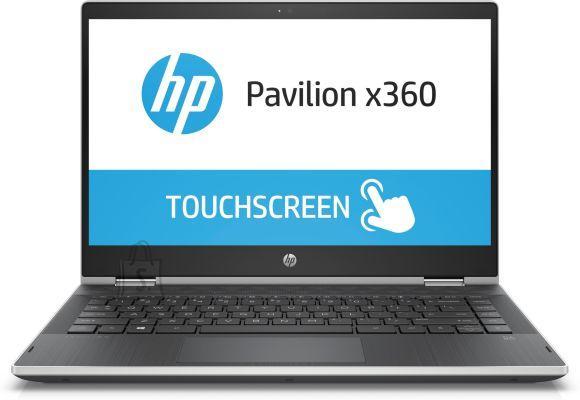 HP HP Pavilion x360 14-cd1000na i5-8265U quad/ 14.0 FHD BW Touch/ 8GB/ 256GB PCIe/ MX130 2GB/ No ODD/ Mineral silver FF+/ W10H6