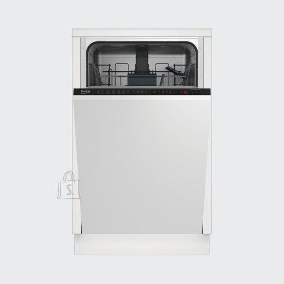 Beko Integreeritav nõudepesumasin A++, 45 cm