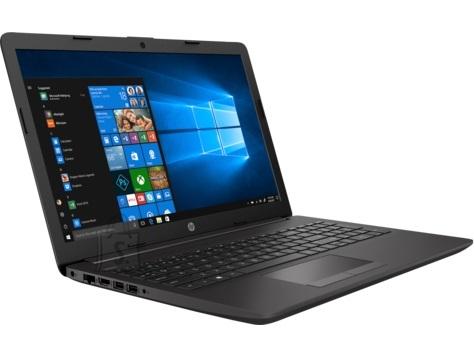 HP HP 250 G7 - i3-7020U, 8GB, 256GB SSD, 15.6 FHD AG, Nordic keyboard, DVD-RW, Dark Ash, Win 10 Pro, 2 years