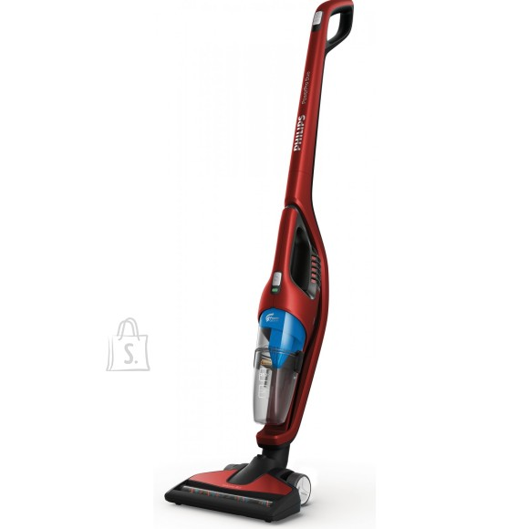 Philips Philips 2-in-1 handstick with PowerCyclone FC6172/01 Cordless Bagless 25.2 V Mini Turbo Brush