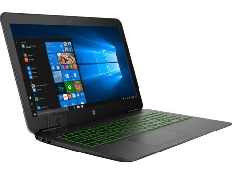 HP HP Pavilion Gaming 15-dp0001na i5-8300H quad/ 15.6 FHD AG/ 8GB/ 1TB 5400RPM + 128GB/ GTX 1060 3GB/ No ODD/ Shadow black/ W10H6