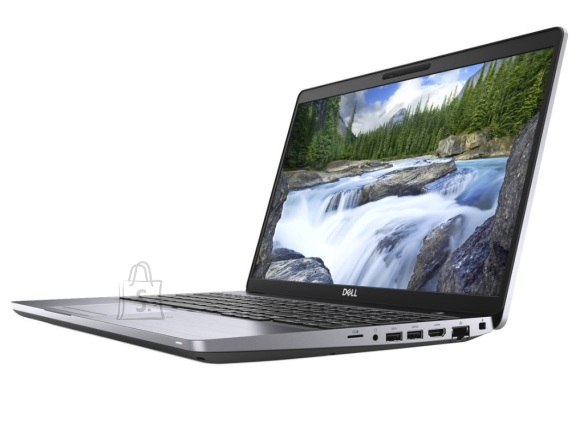 "Dell Latitude 5501/Core i5-9400H/8GB/256GB SSD/15.6"" FHD/Nvidia GeForce MX150/Smart card reader/Cam & Mic/WLAN + BT/Estonian Backlit Kb/6 Cell/W10Pro/3yrs"