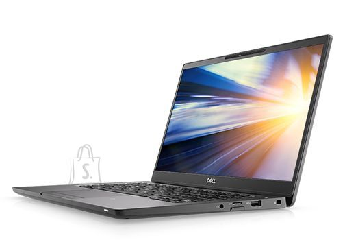 """Dell Latitude 7300/Core i5-8265U/8GB/256GB SSD/13.3"""" FHD/Intel UHD 620/Smart card reader/Cam & Mic/Estonian Backlit Kb/4 Cell/W10Pro/3yrs"""