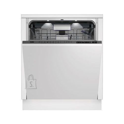 Beko BEKO Built-In Dishwasher DIN28421, Energy class E (old A++), 60 cm, Adjustable third basket, AquaIntense, 8 programs, Inverter motor, Led spo