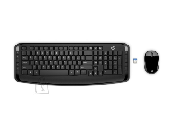 HP HP Wireless Keyboard & Mouse 300 EURO