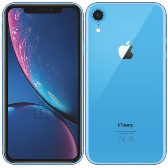 """Apple Apple iPhone XR 15,5cm (6.1"""") 64 GB Dual SIM 4G Blue (MRYA2CN/A)"""