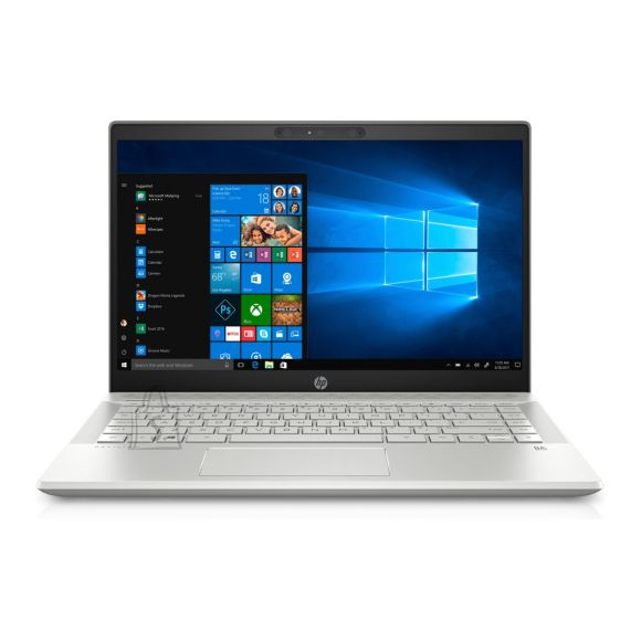 HP HP Pavilion 14-ce1000na i3-8145U dual/ 14.0 HD AG SVA/ 4GB/ 128GB/ No ODD/ Mineral silver/ W10H6