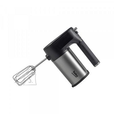 Beko BEKO hand blender HMM7350X, 350W, turbo function, Inox color