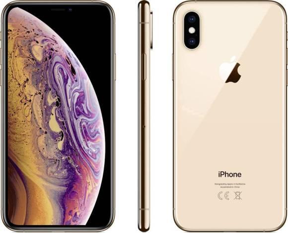 "Apple Apple iPhone XS 14.7 cm (5.8"") 256 GB Dual SIM 4G Gold (MT9K2ZD/A)"