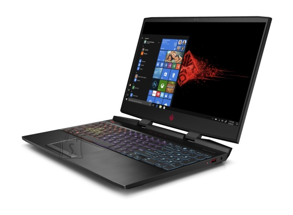 HP OMEN by HP 15-dc1050na i7-9750H/ 15.6 FHD AG 144Hz/ 8GB/ 1TB 7200RPM + 128GB/ GTX 1660Ti 6GB/ No ODD/ KBD RGB4Z UK/ Shadow black/ W10H6