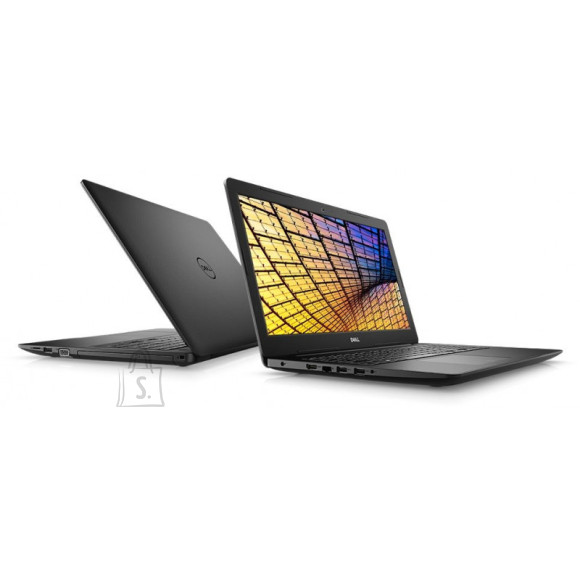 "Dell Dell Vostro 3580/Core i3-8145U/4GB/128GB SSD/15.6"" FHD/Intel UHD 620/Cam & Mic/DVD RW/WLAN + BT/US Kb/3 Cell/Ubuntu 18.04/3yrs"