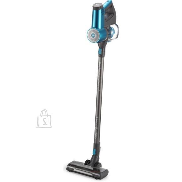 Beko BEKO Power stick vacuum cleaner VRT82821DV, 21,6 V, HEPA, Li-Po, 400 ml, Gray/Blue color