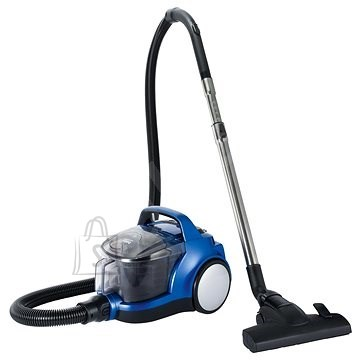 Beko BEKO bagless vacuum cleaner VCO42702AD, 750W, 1,8 L, HEPA, 2in1 brush, Blue color