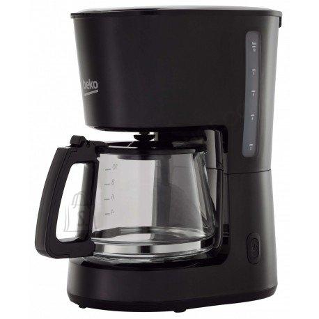 Beko BEKO Daily Collection Coffee maker CFM4350B, 1,5 L, Plastic filter, temperature maintenance, Black color
