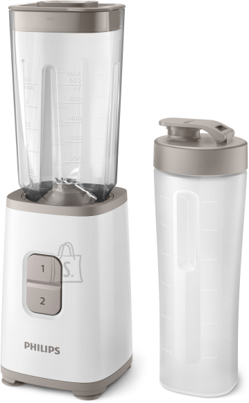 Philips Philips Daily Collection Mini blender HR2602/00 350 W On-the-go tumbler