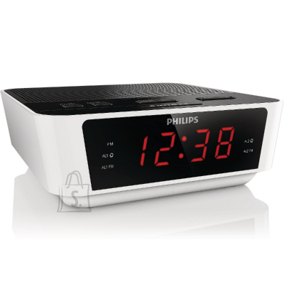 Philips Philips Digital tuning clock radio AJ3115 FM, Digital tuning Dual alarm Time & alarm backup