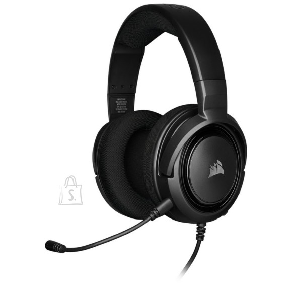Corsair Mänguri kõrvaklapid HS35 Carbon Stereo