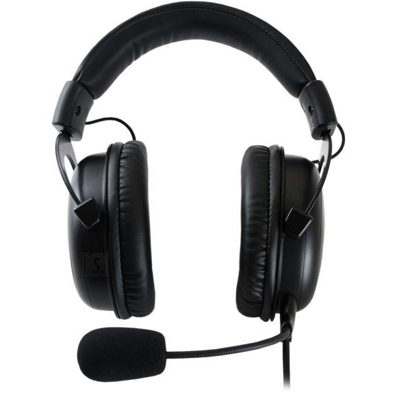 Mänguri kõrvaklapid QH-92 RGB Stereo