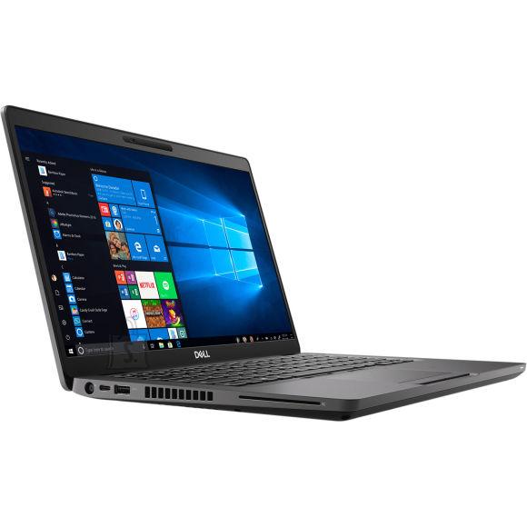 """Dell Latitude 5400/Core i5-8265U/8GB/256GB SSD/14.0"""" FHD/Intel UHD 620/SmtCd/Cam & Mic/US Backlit Kb/4 Cell/W10Pro/3yrs"""