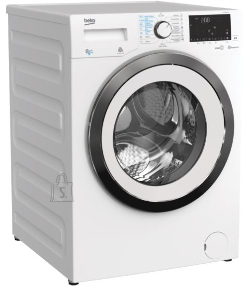Beko BEKO Washing machine - Dryer HTV8736XCW 8kg - 5kg, 1400rpm, A, Depth 54cm,  AquaFusion, HomeWhiz