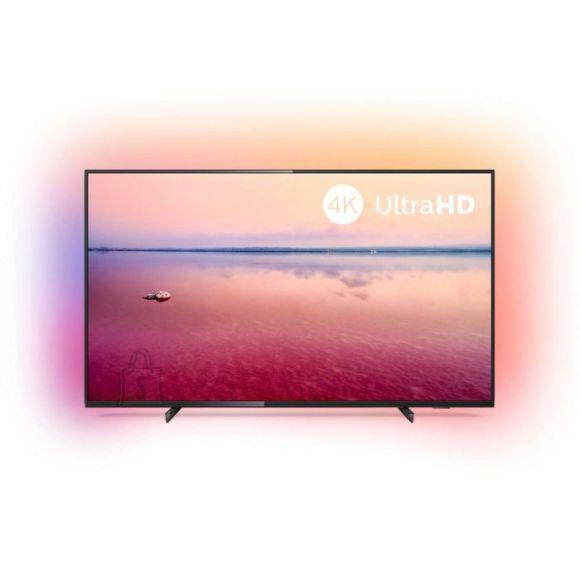 "Philips Philips 4K UHD LED 65"" Smart TV 65PUS6704/12 3-sided Ambilight 3840x2160p PPI-1200Hz HDR10+ 3xHDMI 2xUSB LAN WiFi, DVB-T/T2/T2-HD/C/S/S2, 20W"