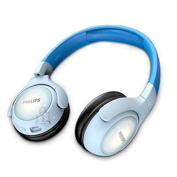 Philips Philips Wireless Headphone TAKH402BL 32mm drivers/closed-back On-ear Soft ear cushions.
