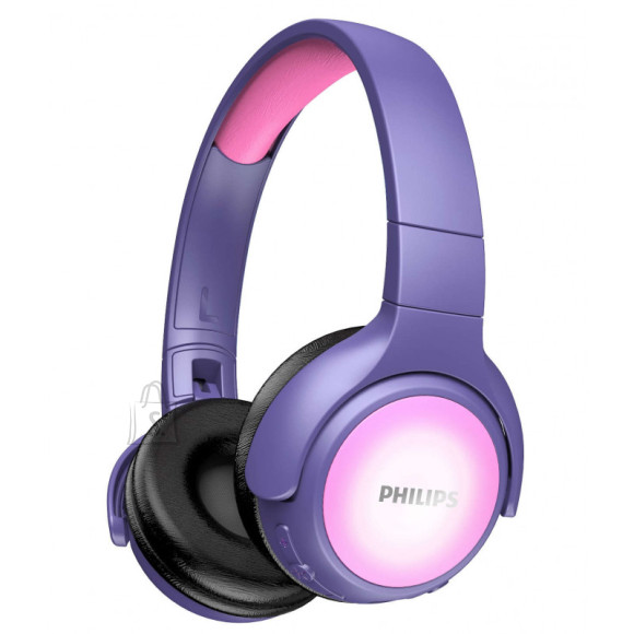 Philips Philips Wireless Headphone TAKH402PK 32mm drivers/closed-back On-ear Soft ear cushions