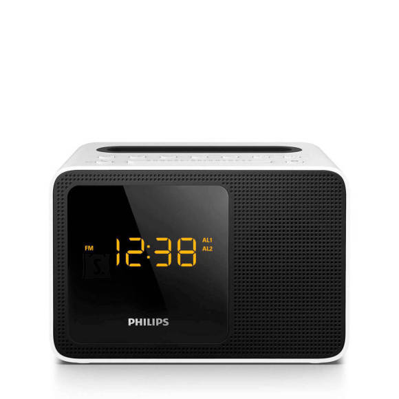 Philips Philips AJT5300W Radio alarm clock FM Bluetooth, USB