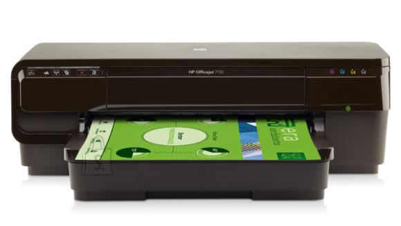 HP HP Officejet 7110 Wide format A3 Printer +Duplex + Network +Wireless + ePrint