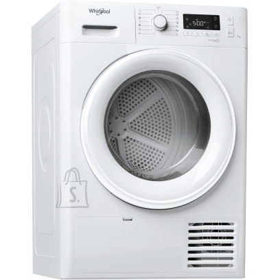 Whirlpool WHIRLPOOL Dryer FT M11 72 EU 7kg, A++, 60 cm, Big LED screen, Heat pump, Freshcare+