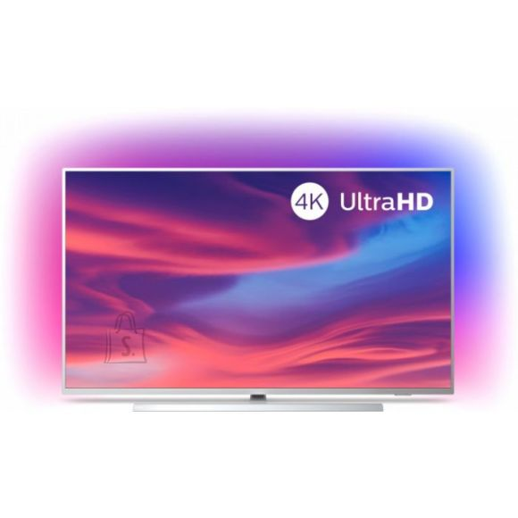 """Philips Philips Android™ Ambilight LED TV 58"""" 58PUS7304 UHD 3840x2160p PPI-1700Hz HDR+ 4xHDMI 2xUSB LAN WiFi DVB-T/T2/T2-HD/C/S/S2, 20W"""