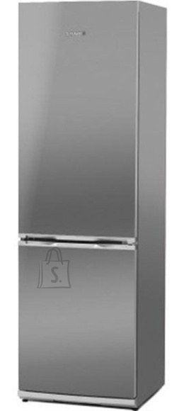 Snaige SNAIGĖ Refrigerator RF36SM-S1CB210 194.5 cm, A+, Anti-Bacterial protection system, Auto defrost system, Inox color