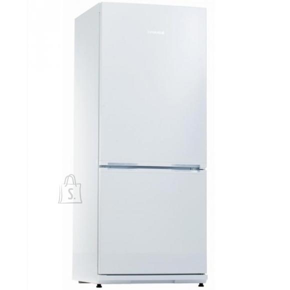 Snaige SNAIGĖ Refrigerator RF27SM-S100210, 150 cm, A+, Anti-Bacterial protection system, Auto defrost system, White color