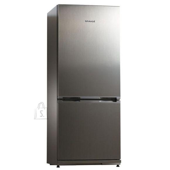 Snaige SNAIGĖ Refrigerator RF27SM-S1CB210, 150 cm, A+, Anti-Bacterial protection system, Auto defrost system, Inox color