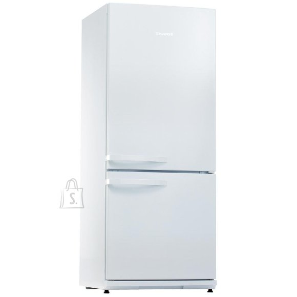 Snaige SNAIGĖ Refrigerator RF27SM-P100223, 150 cm, A++, Anti-Bacterial protection system, Auto defrost system, White color