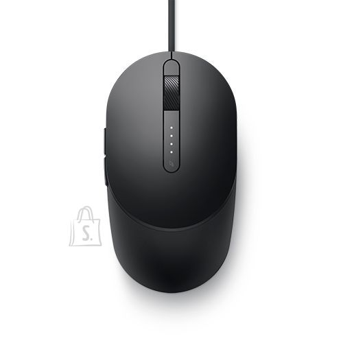 Dell Dell Laser Wired Mouse - MS3220 - Black
