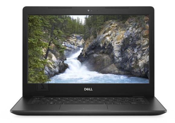 "Dell Dell Vostro 3490/i3-10110U/4GB/1TB/14.0"" HD/Intel UHD/Cam & Mic/No optical drive/WLAN + BT/US Kb/3 Cell/W10Home/3yrs"