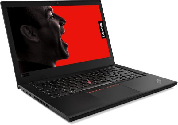 """Lenovo ThinkPad T480s T BLACK 14"""" FHD (1920x1080) IPS AG_250N_TOUCH INTEL_CORE_I5_8250U_MB 8GB(8_MB+0_DIMM)_DDR4_2400 512GB_SSD_M.2_2280_N03_"""