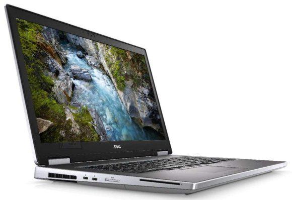 "Dell DELL Precision 7740 (i9-9880H 4.8Ghz, 17"" FHD 1920x1080, 16GB, M.2 512GB SSD, Quadro RTX 4000 w/8GB GDDR6, US Backlit KB, SmartCard, Win 10 Pro, 3yrs)"