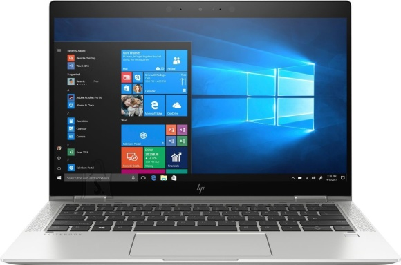 HP HP EliteBook x360 1030 G4 - i5-8265U, 16GB, 512GB NVMe SSD, 13.3 FHD Privacy Touch AG, 4G LTE, SWE backlit keyboard, +Pen, Win 10 Pro, 3 years